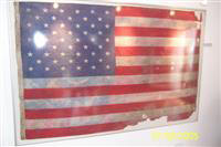 911 Flag Shown in San Clemente, CA