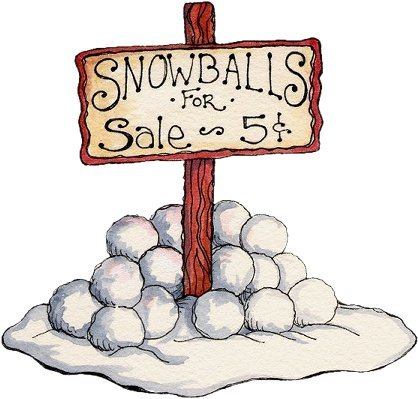 86 Snowballs For Sale