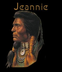 11 jeannie indian
