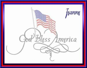 signatures-God bless America