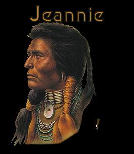 jeannie indian